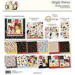 Simple Stories - Say Cheese 4 Collection - 12 x 12 Collector's Essential Kit