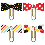 Simple Stories - Say Cheese 4 Collection - Bow Clips