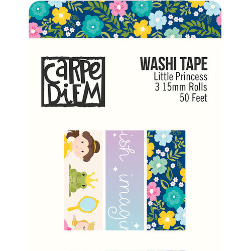 Simple Stories - Little Princess Collection - Washi Tape