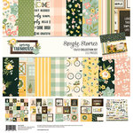 Simple Stories - Spring Farmhouse Collection - 12 x 12 Collection Kit
