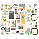 Simple Stories - Spring Farmhouse Collection - Bits and Pieces