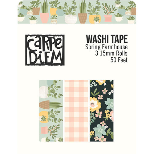 Simple Stories - Spring Farmhouse Collection - Washi Tape