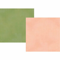 Simple Stories - Spring Farmhouse Collection - 12 x 12 Double Sided Paper - Blush