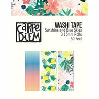 Simple Stories - Sunshine and Blue Skies Collection - Washi Tape