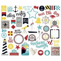 Simple Stories - Cruisin' Collection - Bits and Pieces