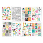 Simple Stories - Oh, Happy Day Collection - Cardstock Stickers