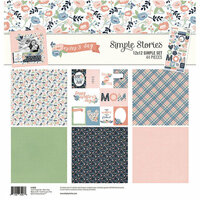 Simple Stories - Mom's Day Collection - 12 x 12 Collection Kit