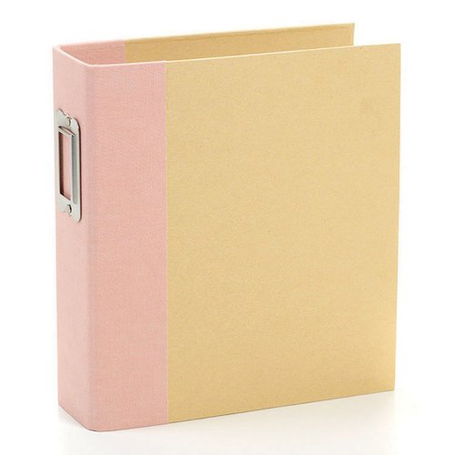 Simple Stories - SNAP Studio Collection - Binder - Blush