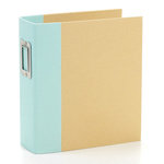 Simple Stories - SNAP Studio Collection - Binder - Robin's Egg