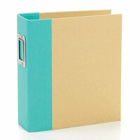 Simple Stories - SNAP Studio Collection - Binder - Teal