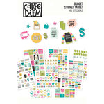 Simple Stories - Carpe Diem - Budget Collection - A5 Sticker Tablet