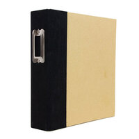 Simple Stories - SNAP Studio Collection - Binder - Black