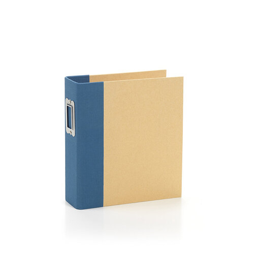 Simple Stories - SNAP Studio Collection - Binder - Navy