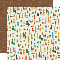 Simple Stories - Happy Trails Collection - 12 x 12 Double Sided Paper - Take a Hike