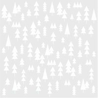 Simple Stories - Happy Trails Collection - 6 x 6 Stencil