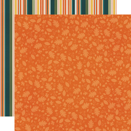Simple Stories - Fall Farmhouse Collection - 12 x12 Double Sided Paper - Falling for You