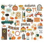 Simple Stories - Fall Farmhouse Collection - Bits and Pieces