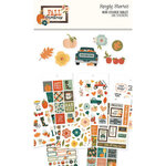 Simple Stories - Fall Farmhouse Collection - Mini Sticker Tablet