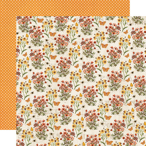 Simple Stories - Autumn Splendor Collection - 12 x 12 Double Sided Paper - Season of Change