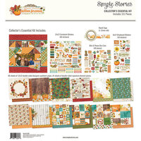 Simple Stories - Autumn Splendor Collection - 12 x 12 Collector's Essential Kit