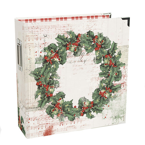 Simple Stories - Country Christmas Collection - SNAP Holiday Binder