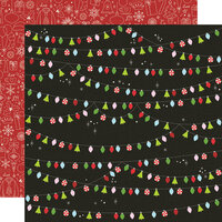 Simple Stories - Say Cheese Christmas - 12 x 12 Double Sided Paper - Christmas Magic