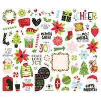 Simple Stories - Say Cheese Christmas - Bits and Pieces