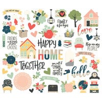Simple Stories - So Happy Together Collection - Bits and Pieces