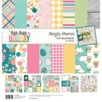 Simple Stories - Hip Hop Hooray Collection - 12 x 12 Collection Kit