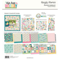 Simple Stories - Hip Hop Hooray Collection - 12 x 12 Collector's Essential Kit