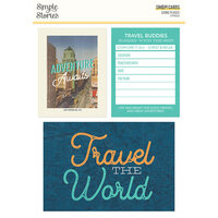 Simple Stories - Going Places Collection - SNAP Cards