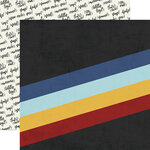 Simple Stories - Bro & Co Collection - 12 x 12 Double Sided Paper - So Rad