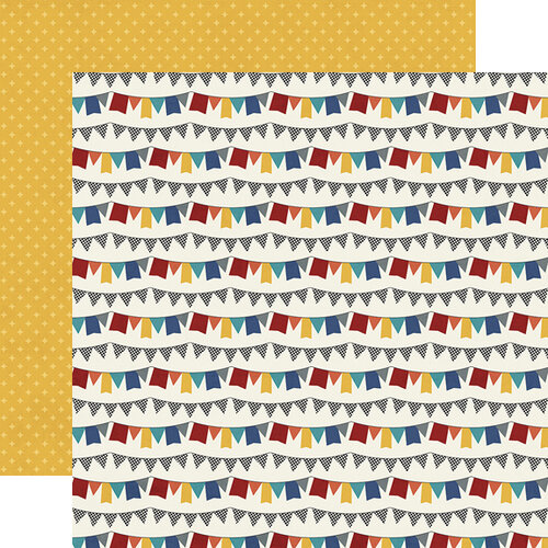 Simple Stories - Bro & Co Collection - 12 x 12 Double Sided Paper - You Rock