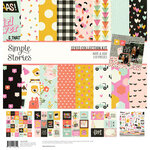 Simple Stories - Kate and Ash Collection - 12 x 12 Collection Kit