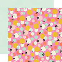 Simple Stories - Kate and Ash Collection - 12 x 12 Double Sided Paper - Awkward