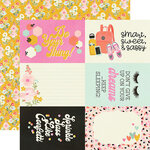 Simple Stories - Kate and Ash Collection - 12 x 12 Double Sided Paper - 4 x 6 Elements