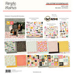 Simple Stories - Kate and Ash Collection - 12 x 12 Collector's Essential Kit