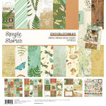 Simple Stories - Simple Vintage Great Escape Collection - 12 x 12 Collection Kit
