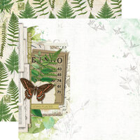 Simple Stories - Simple Vintage Great Escape Collection - 12 x 12 Double Sided Paper - Wild and Free