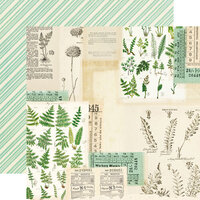 Simple Stories - Simple Vintage Great Escape Collection - 12 x 12 Double Sided Paper - Lose Yourself