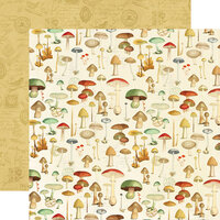Simple Stories - Simple Vintage Great Escape Collection - 12 x 12 Double Sided Paper - Nature Lover