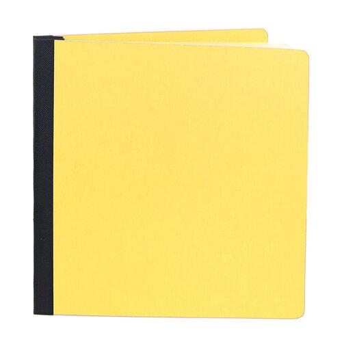 Simple Stories - SNAP Studio Flipbook Collection - 6 x 8 Flipbook - Yellow
