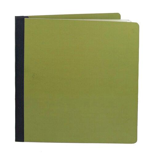 Simple Stories - SNAP Studio Flipbook Collection - 6 x 8 Flipbook - Green