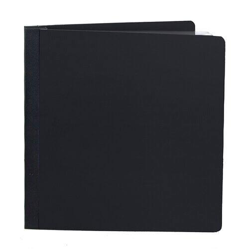 Simple Stories - SNAP Studio Flipbook Collection - 6 x 8 Flipbook- Black