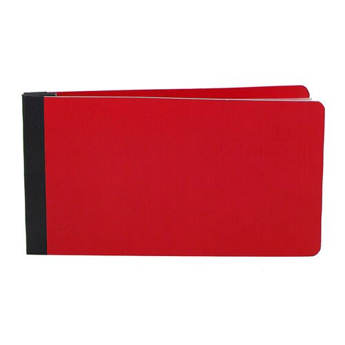 Simple Stories - SNAP Studio Flipbook Collection - 4 x 6 Flipbook - Red