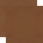 Simple Stories - Color Vibe Collection - 12 x 12 Double Sided Paper - Brown