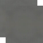 Simple Stories - Color Vibe Collection - 12 x 12 Double Sided Paper - Charcoal