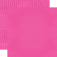 Simple Stories - Color Vibe Collection - 12 x 12 Double Sided Paper - Pink