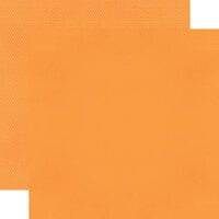 Simple Stories - Color Vibe Collection - 12 x 12 Double Sided Paper - Orange