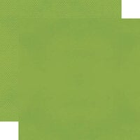 Simple Stories - Color Vibe Collection - 12 x 12 Double Sided Paper - Green